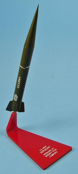 Sperry Utah Sgt. Missile