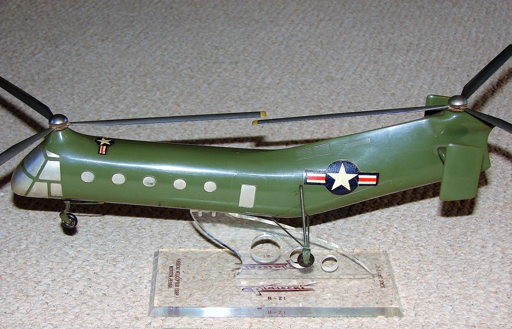USMC H-21A .1