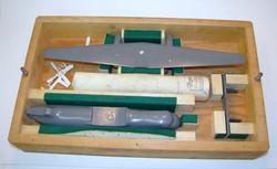 C-2A Wooden Master Model