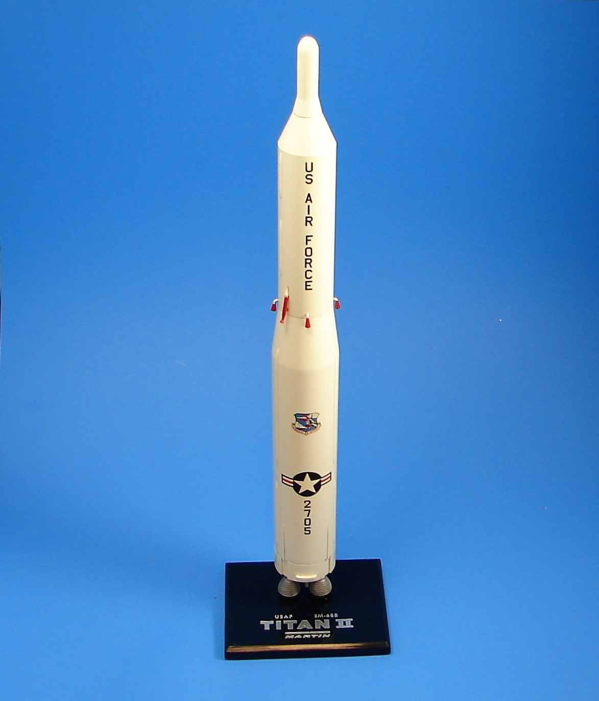 Martin SM-68 Titan II 1