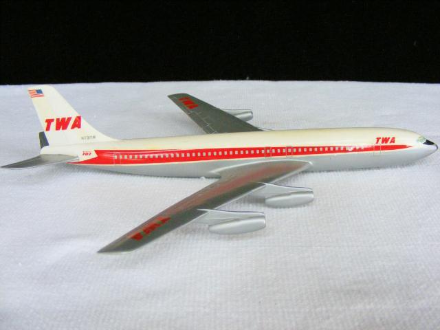 Boeing 707 TWA