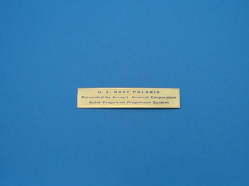 U.S. Navy Polaris - Foil