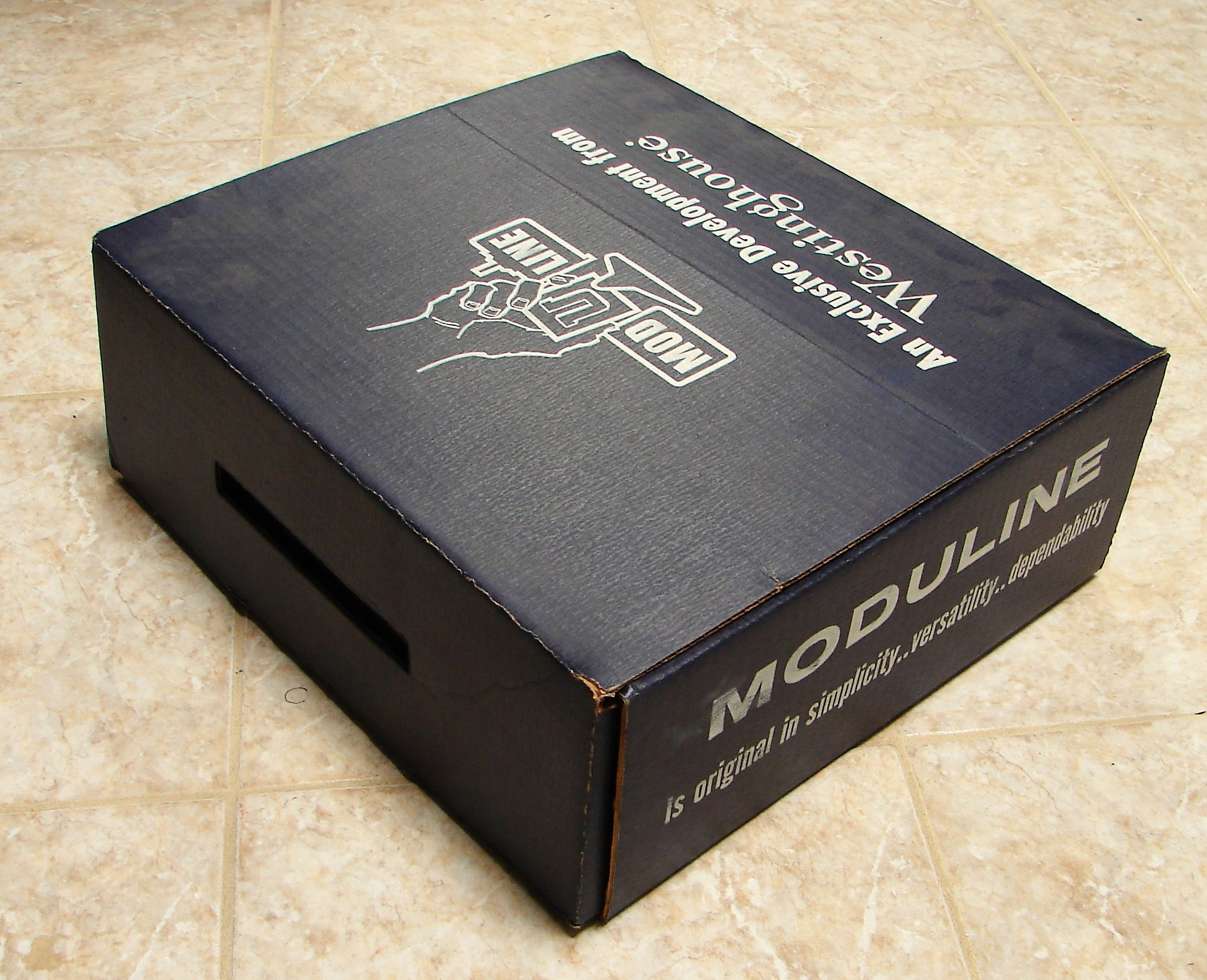 Westinghouse Moduline Sales Kit Case
