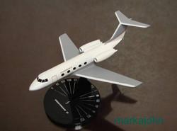 Grumman Gulfstream II - gray