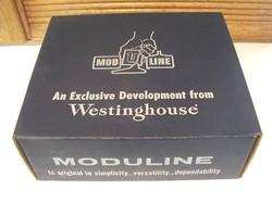 Westinghouse Moduline sales case