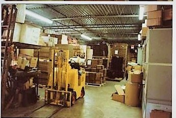 Precise warehouse - 1970's