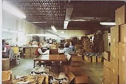 Finishing room - 1970's