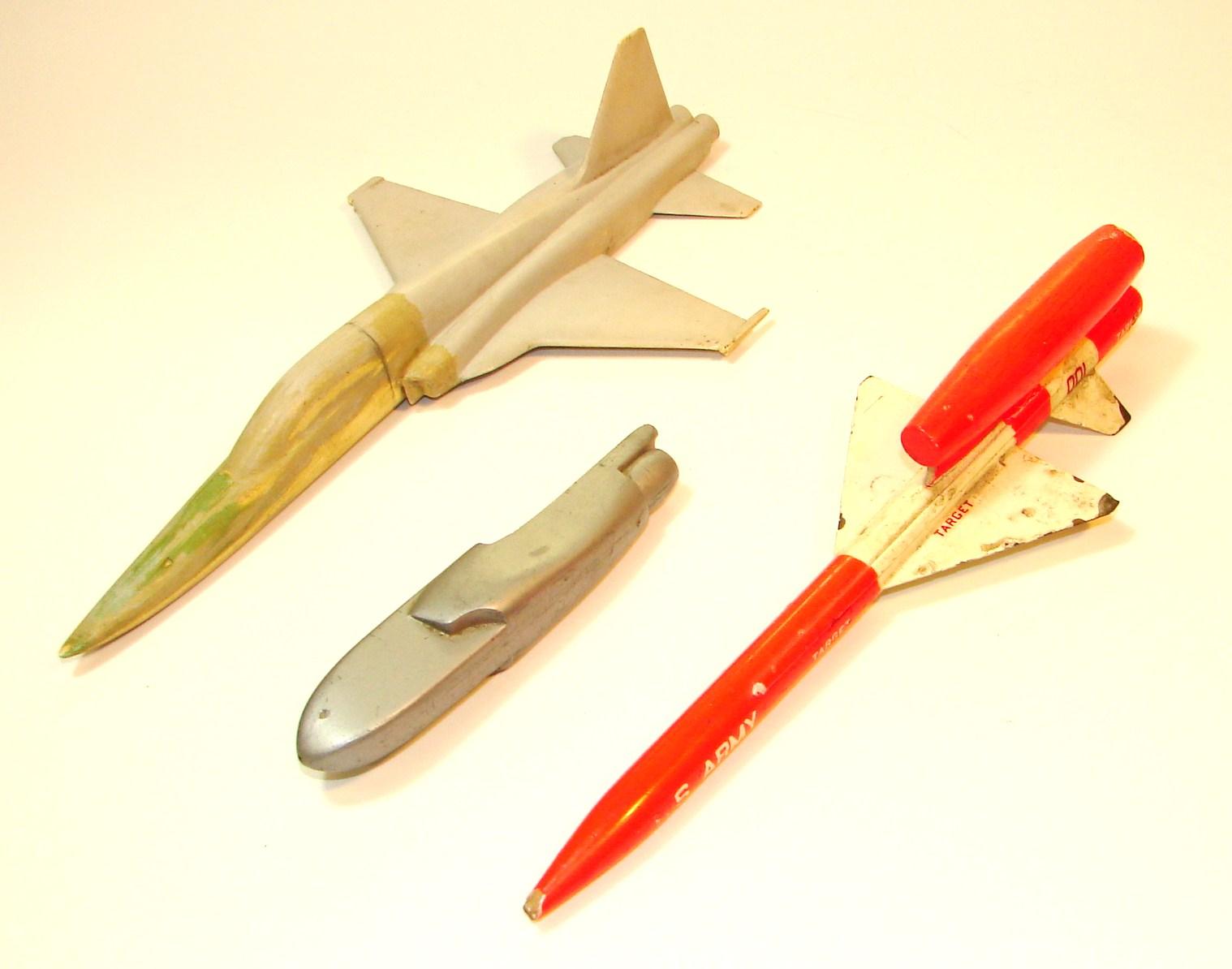 Master Models F-20, Quail, Roadrunner
