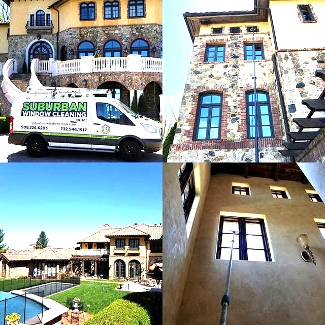 A Large Home with Custom Windows