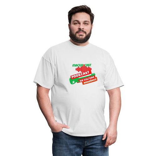 Camiseta do Podcast Macuxicast