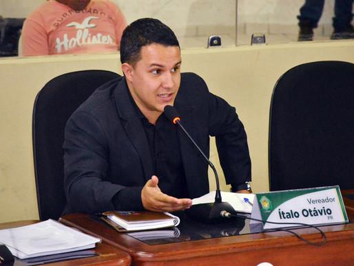 Vereador Ítalo Otávio cobra prefeito Arthur sobre retomada das aulas presenciais em Boa Vista