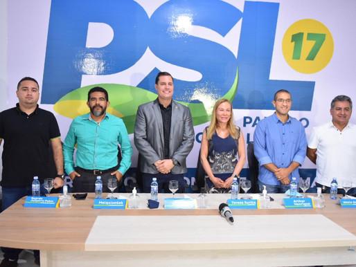PSL fecha com Arthur Henrique e com Idázio da Perfil para a presidência da Câmara