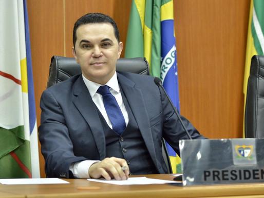 Ministério Público quer condenação e perda de direitos políticos para o deputado Jalser Renier