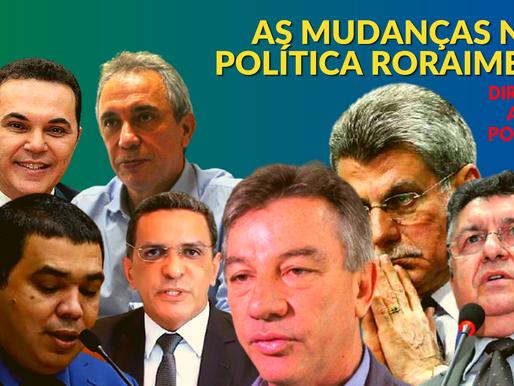 O tsunami de mudanças na Assembleia Legislativa e as derrotas dos figurões da política local