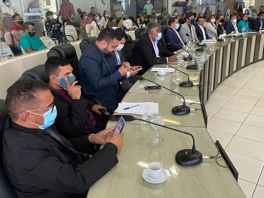 Câmara de Boa Vista aprova reajuste de 12,37% para servidores da Casa