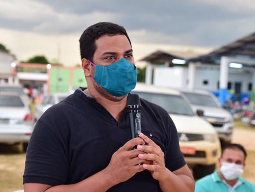 Jhonatan de Jesus quer mais restritivas para evitar caos na saúde em Roraima como no Amazonas