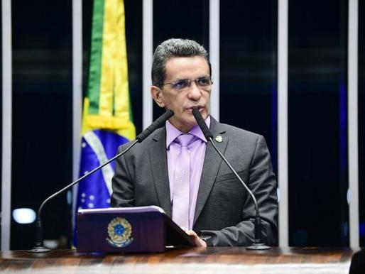 PANDEMIA - Senador Mecias de Jesus cobra retomada do auxílio emergencial