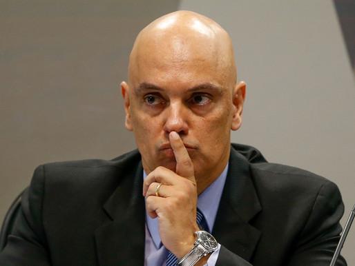 AFASTAMENTO DE JALSER - Alexandre de Morais determina junção de ações de PSOL e PSL