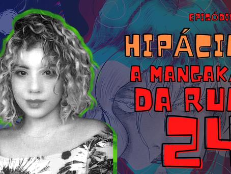 Hipácia, a mangaká da Rua 24