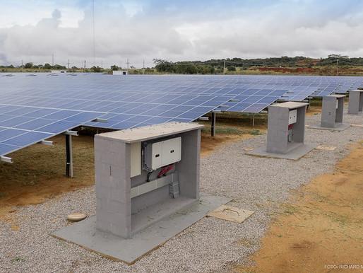 Boa Vista ganha sétima usina geradora de energia solar