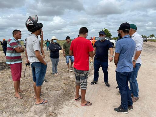 Vereador cobra explicações da Prefeitura de Boa Vista sobre ação de despejo no João de Barro