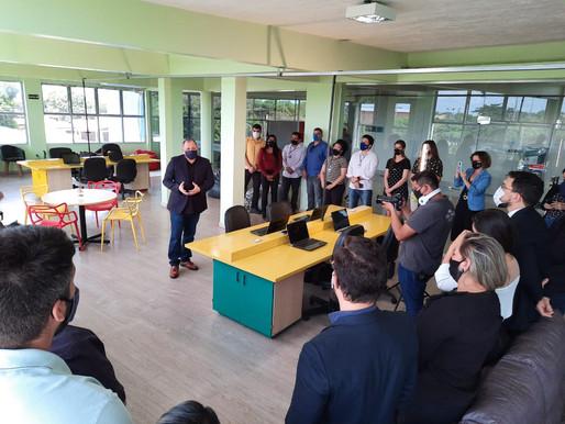 TJRR inaugura Laboratório de Inovação e Inteligência
