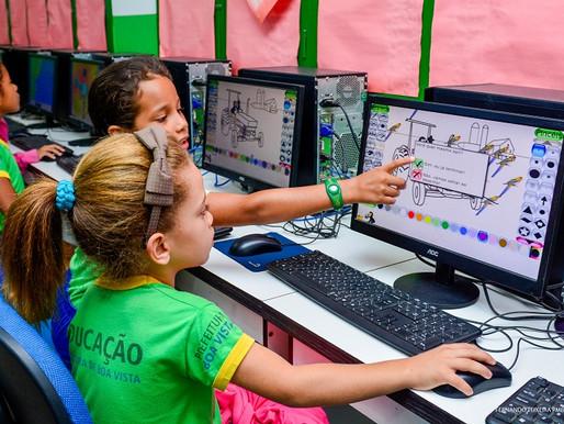 82% do Fundeb vai para folha de pagamento da Educação, diz PMBV