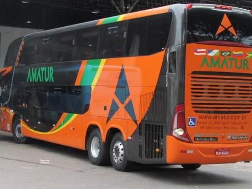 Sindicato das empresas de transporte rodoviário questionam decreto do governo que suspende serviço
