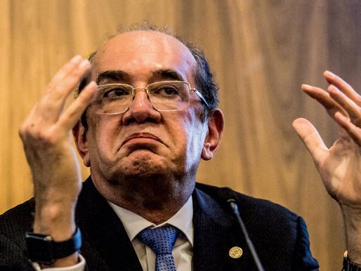 Sempre solícito, Gilmar Mendes transfere processos de Jucá, Lobão e Quintella para Brasília