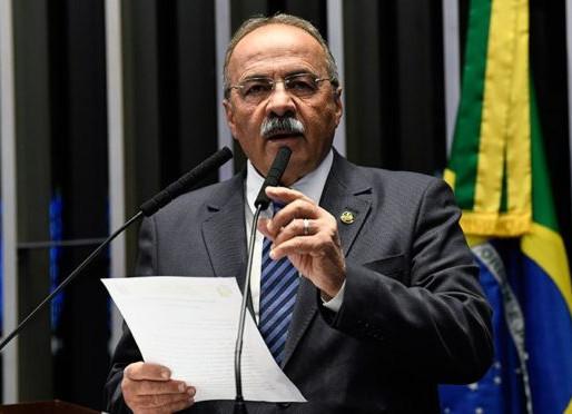 Chico Rodrigues já pode voltar a exercer mandato de senador