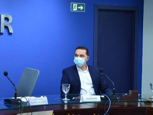 Desembargador nega pedido de Jalser para anular convocação de eleição da Mesa da ALERR
