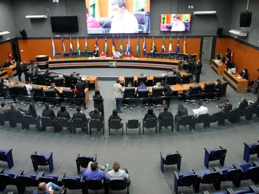 Harmonia entre os poderes e combate à Covid-19 são temas centrais na abertura dos trabalhos da ALERR