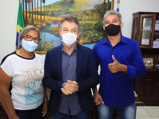 Progressistas oficializa candidatura de Naldo da Farmácia à prefeitura de Caracaraí em convenção