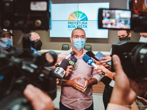 VOTAÇÃO DO ORÇAMENTO: Clima é tenso entre Prefeitura e Câmara de Boa Vista