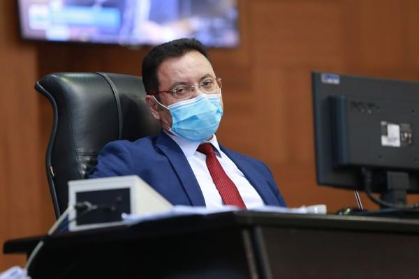 eduardo botelho é afastado da presidência da Assembleia Legislativa do MT