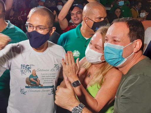 Arthur Henrique ganha eleição em Boa Vista com mais de 85% dos votos validos