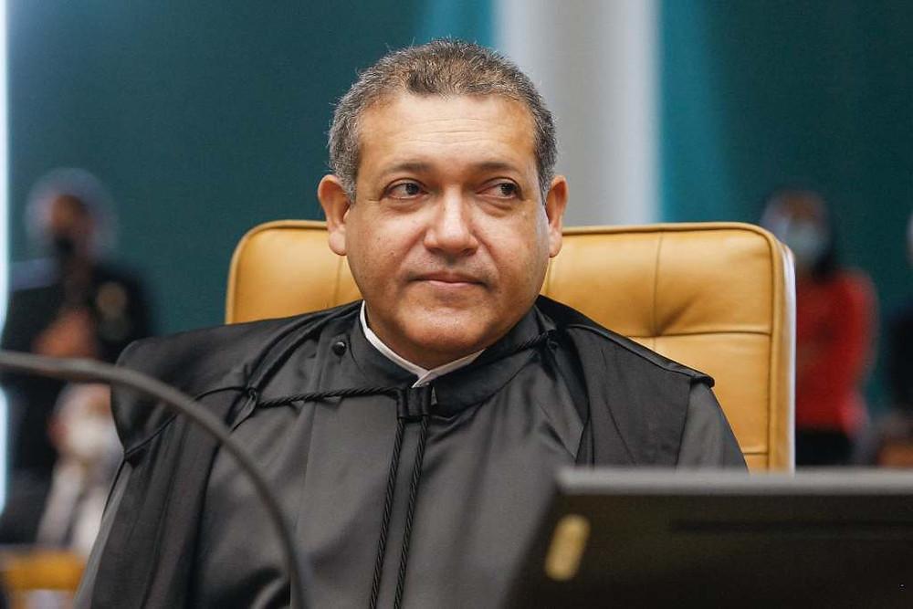 ministro do STF Nunes Marques