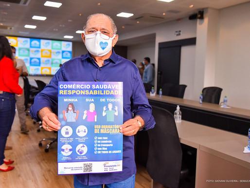 Prefeitura lança decreto com medidas restritivas para evitar disseminação do Coronavírus