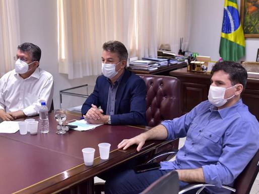 Governadores da Amazônia Legal pedem retomada da habilitação de leitos do SUS e auxílio emergencial