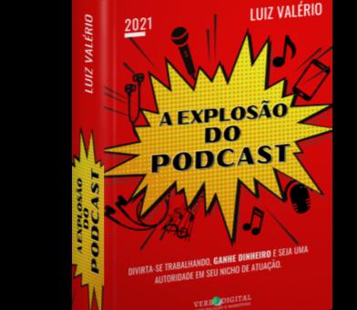 ESTÁ NA MÍDIA - Jornalista roraimense lança livro sobre podcasts