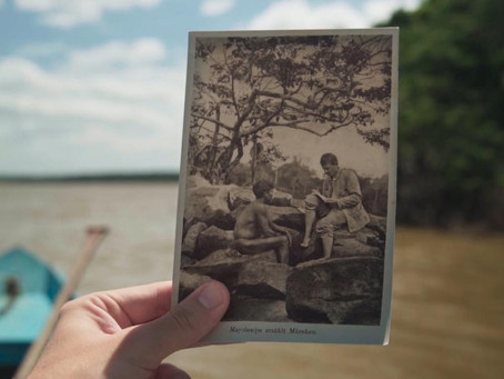 O Brasil redescobre o Mito de Makunaima pelas lentes roraimenses