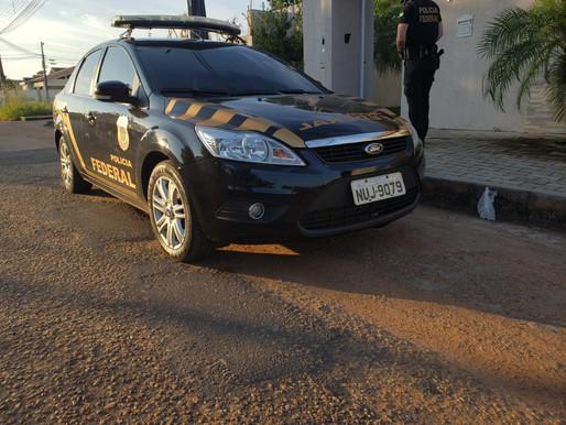 Polícia Federal deflagra segunda fase Godfather em Roraima