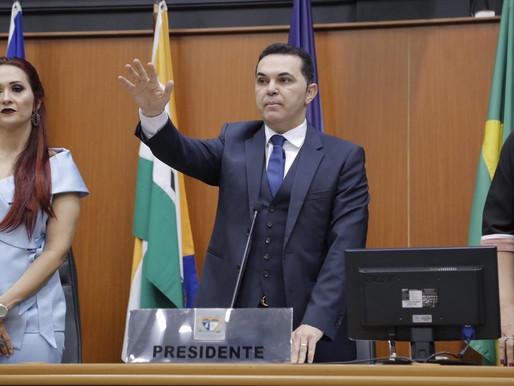 STF determina afastamento de Jalser da presidência da ALERR e convocação de nova eleição