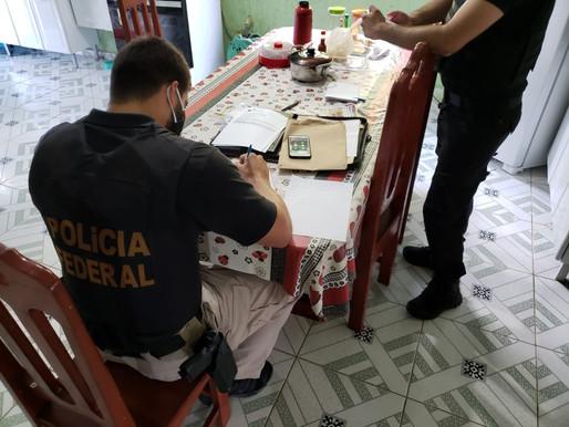 Operação da Polícia Federal combate garimpo ilegal em Terra Ianomâmi