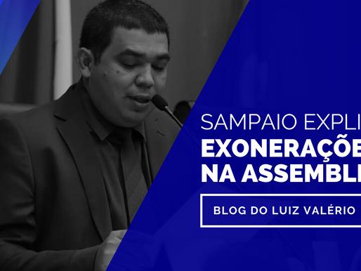 Soldado Sampaio diz que número de servidores comissionados da Assembleia será reduzido