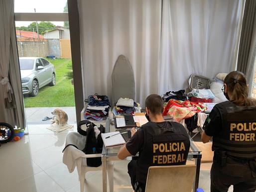 PF deflagra segunda fase da Operação Illusion para combater contrabando e descaminho em Roraima