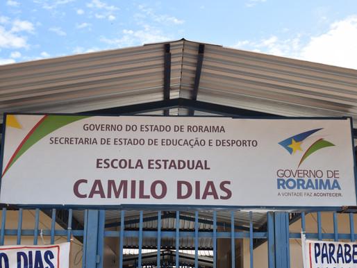 Jhonatan garante recursos para construção de 2 e reforma e ampliação de outras 6 escolas em Boa Vist
