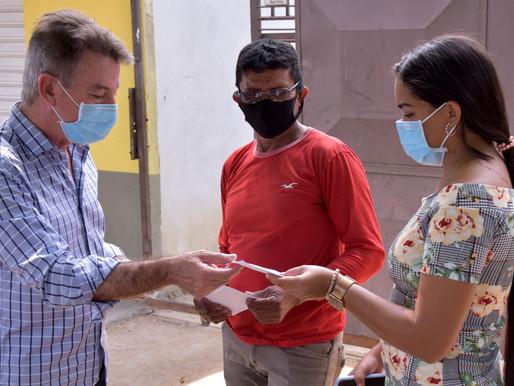 Governo de Roraima muda metodologia de entrega dos cartões do programa Cesta da Família