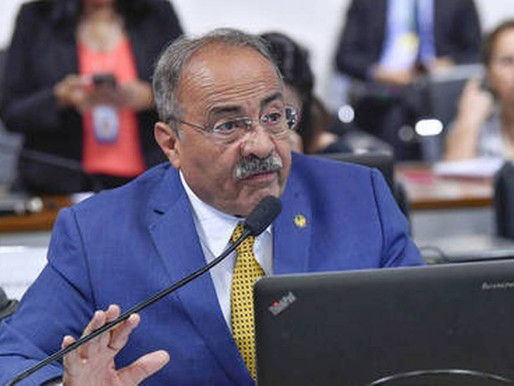 Luís Roberto Barroso, do STF, determina afastamento de Chico Rodrigues do mandato por 90 dias