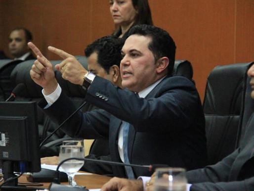 Jalser ajuíza novo recurso no STF para tentar anular decisão que o afastou da presidência da ALERR